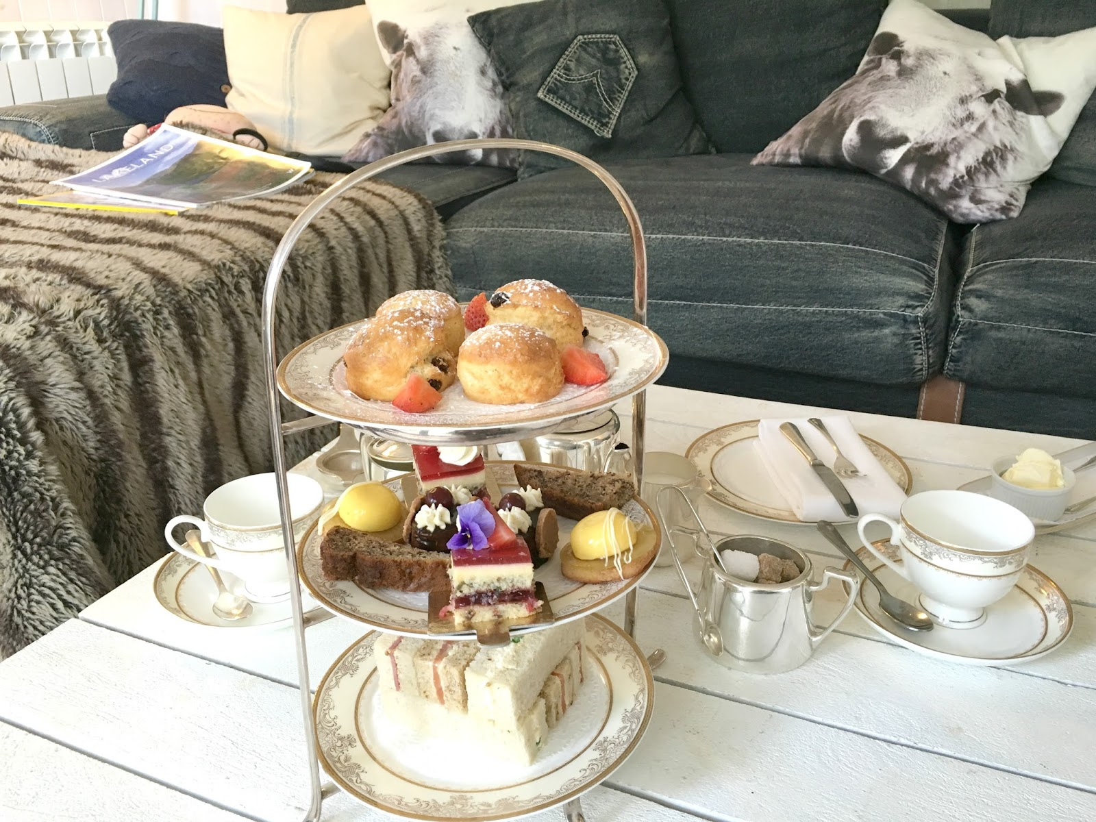 10 Reasons Why I LOVE Afternoon Tea - Gilpin Lakehouse