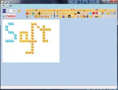 Software untuk membuat emoticon gratis terbaik-3