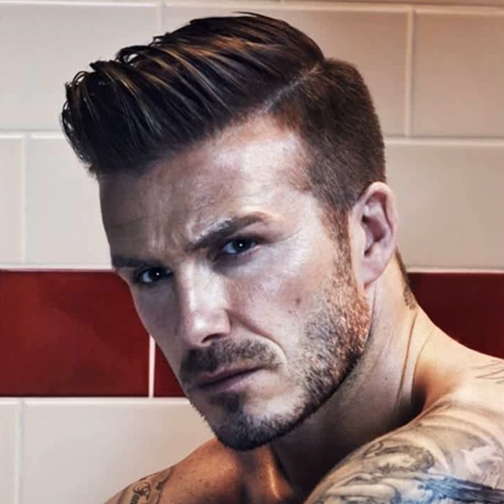 Stylish Hairstyles Classic Pompadour Hairstyle Full Of Character