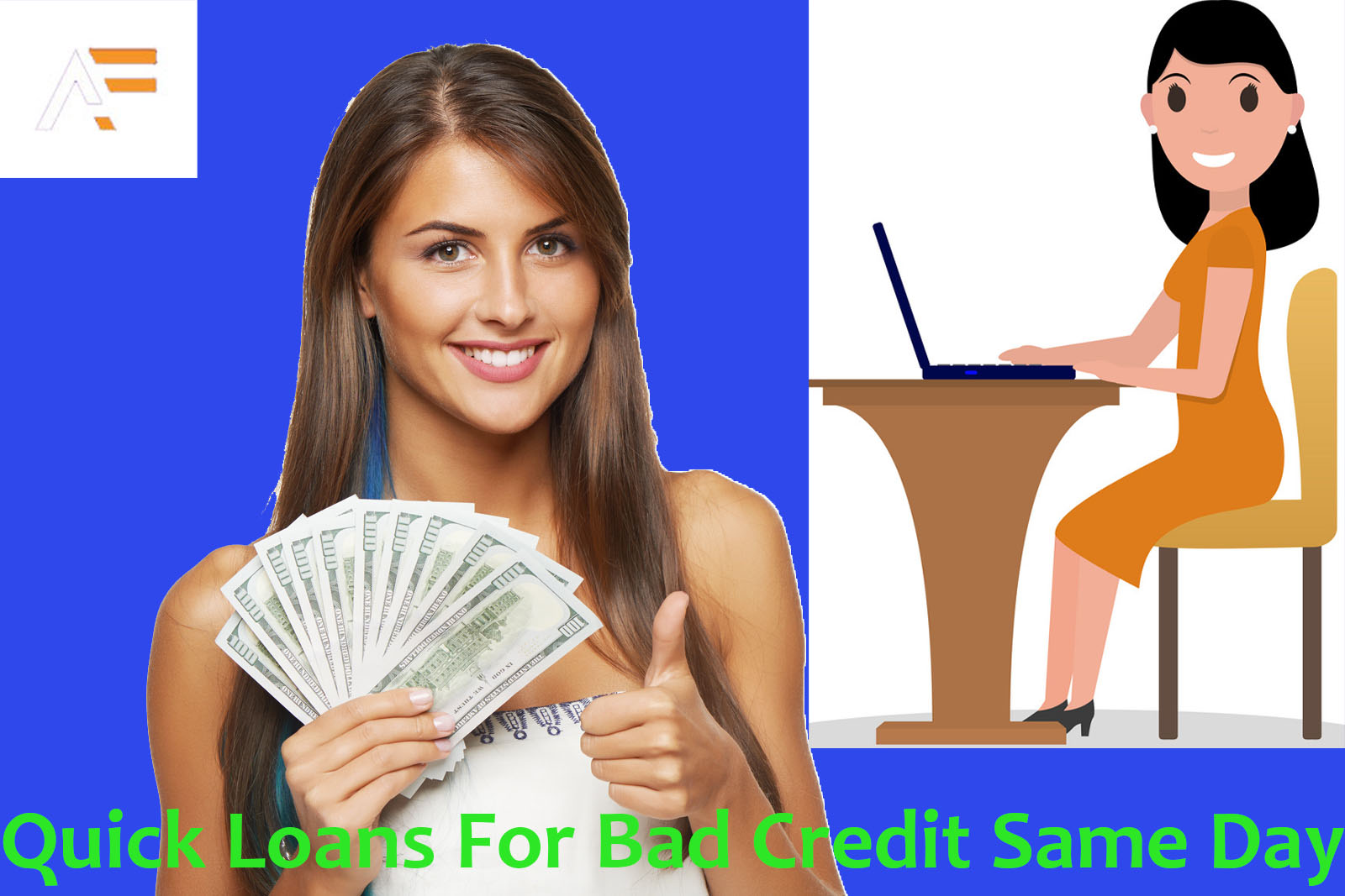 Unsecured Bad Credit Loans >> Quick Loans For Bad Credit Same Day Loans For Bad Credit