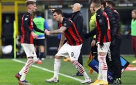 Karo na biyu AC Milan ta yi rashin nasara a Serie A ta bana