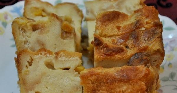 bingka roti bakar mat gebu suka duka kehidupan pahit  manis kenangan kuih bakar labu Resepi Kek Labu Keju Enak dan Mudah