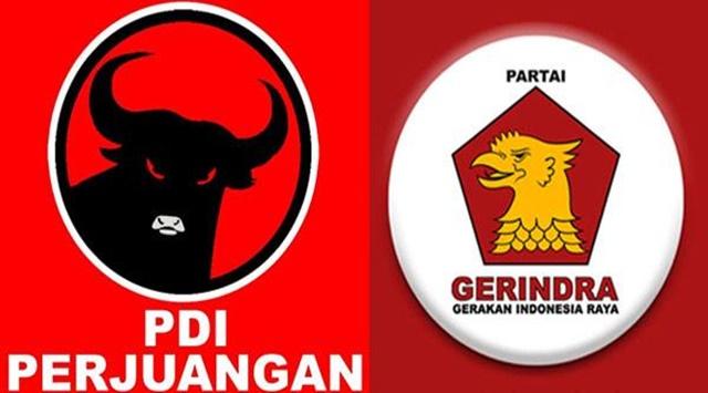 Gerindra Dikalahkan PDIP di Survei, Habiburokhman: Nggak Masuk Akal