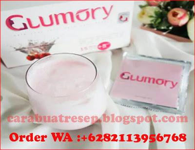 Foto Resep Glumory Health & Beauty Drink Minuman Kecantikan dan Kesehatan Sederhana Spesial Asli Cantik