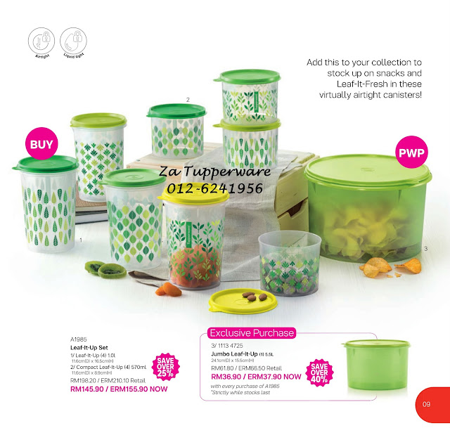 Tupperware Catalogue 1st October - 12th November 2017