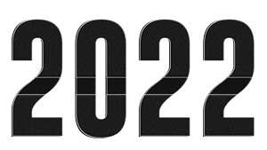 2022 imagen negro png