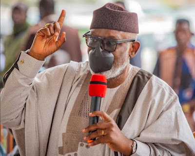 Ondo State Governor, Akeredolu Orders Mandatory Recitation Of Oodua Anthem At Various Schools In The State