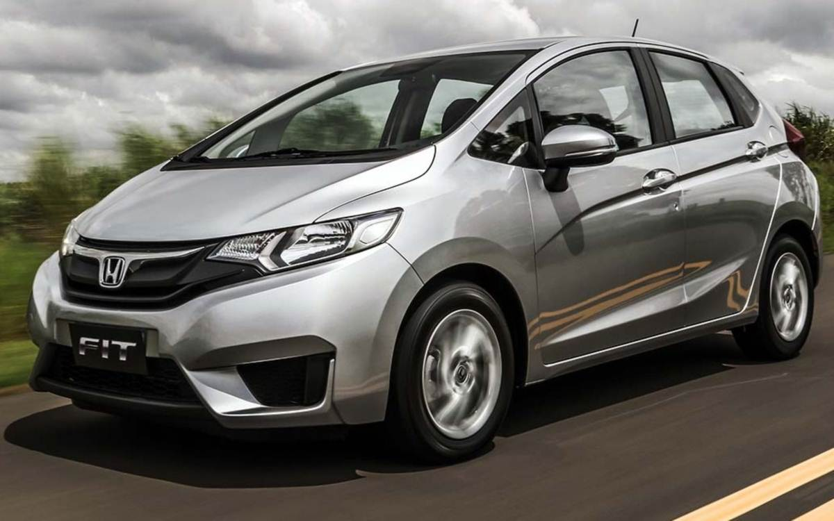 novo honda fit lx e exl fotos e equipamentos de s rie car blog br. Black Bedroom Furniture Sets. Home Design Ideas