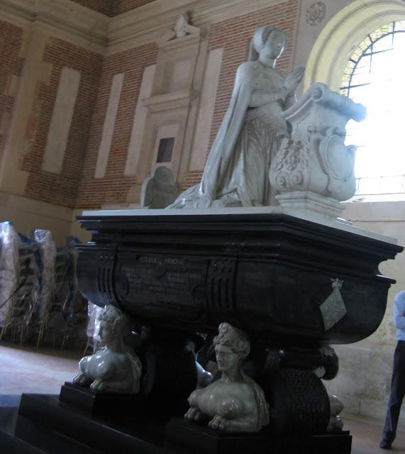 Chapelle de Diane Château d'Anet