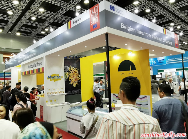 Belgian Fries, Belgian Fries Exporter in Malaysia, Original Belgian Fries, Fries, Food & Hotel Malaysia Exhibition, Flanders Agricultural Marketing Board, KL Convention Centre, Food, Agristo, Bart's Potato Company, Clarebout Potatoes, Ecofrost, Mydibel,