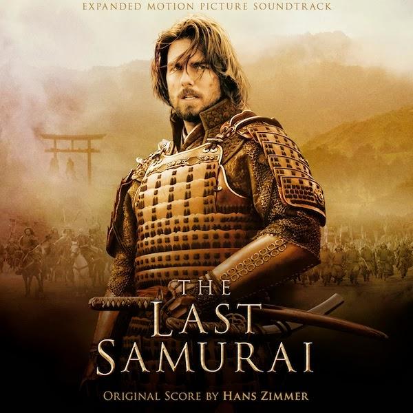 chronological scores soundtracks last samurai the