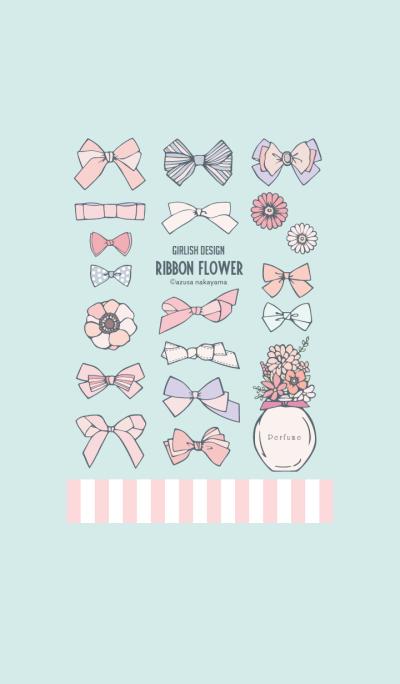 RIBBON&FLOWER