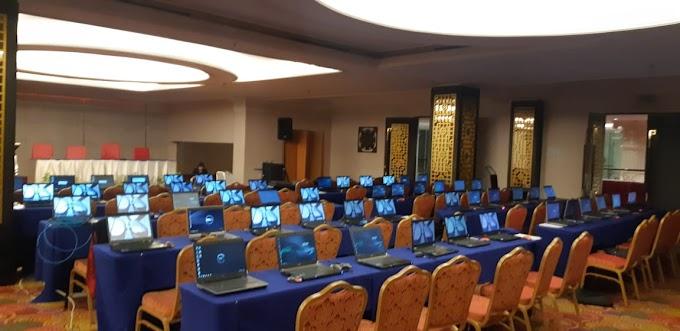 Harga Sewa Laptop, Proyektor dan TV