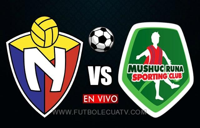 El Nacional recibe a Mushuc Runa en vivo 💻 desde las 17:15 hora local por la jornada 19 del ✅ campeonato nacional a jugarse en el Estadio Olímpico Atahualpa, siendo el árbitro principal Vinicio Espinel con emisión del canal oficial GolTV Ecuador.