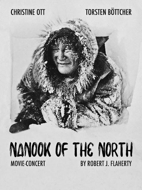 Christine Ott et Torsten Böttcher dévoilent une pièce maîtresse avec Nanook Of The North