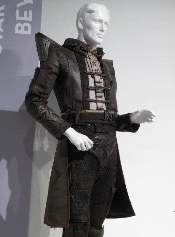 Star Trek Beyond Fi'Ja alien costume