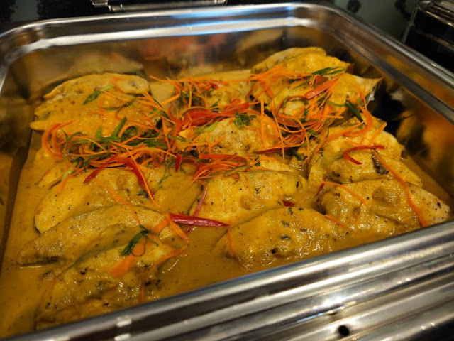 Express Ramadhan Dinner Buffet at Holiday Inn Express Kota Kinabalu City Centre