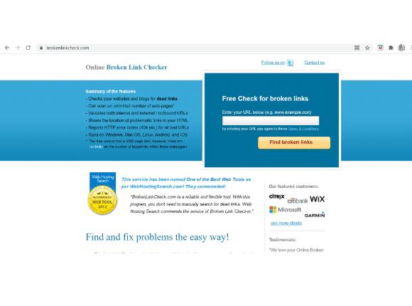 Cara Delete  Buang Broken Link Dalam Blog