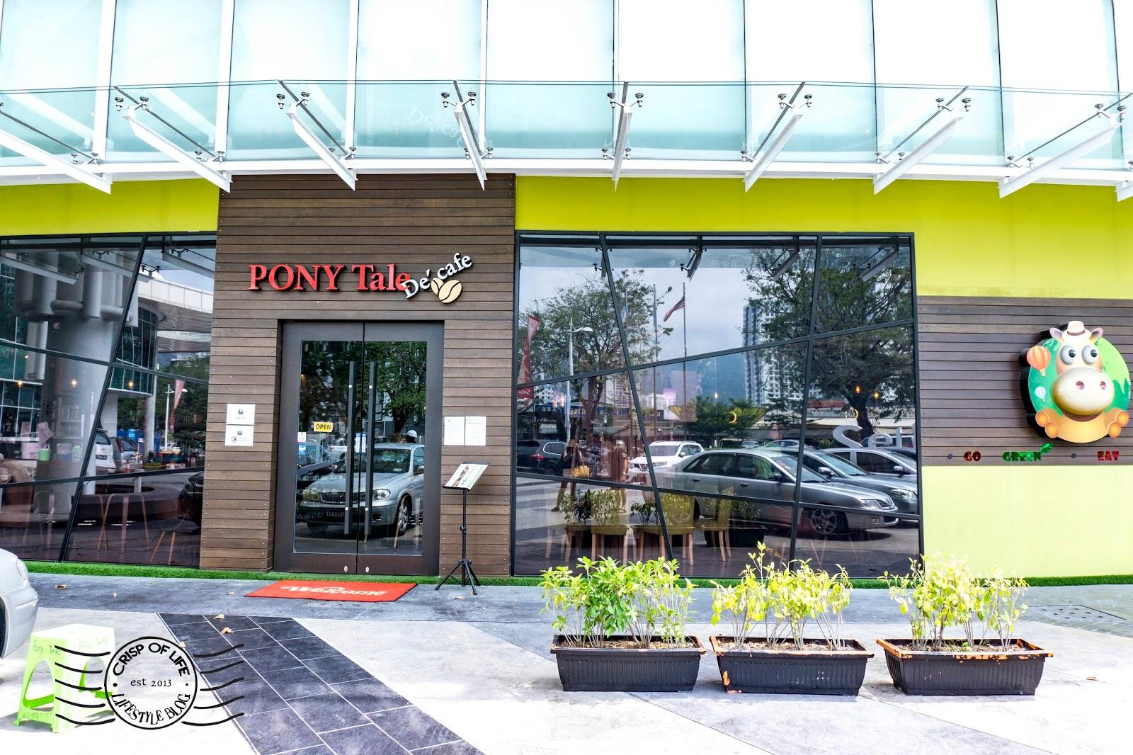 Pony Tale De Cafe