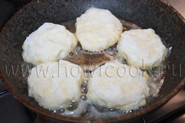 рецепт сырников с пошаговыми фото