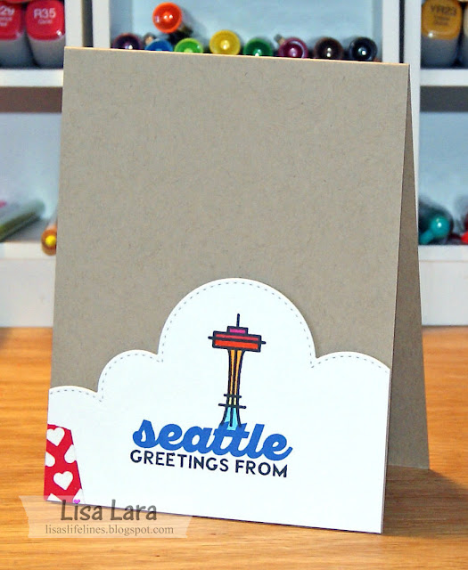 Seattle Greetings