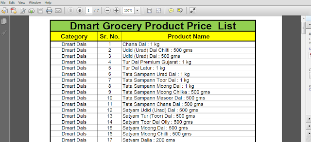 Dmart-Grocery-Product-Price-List