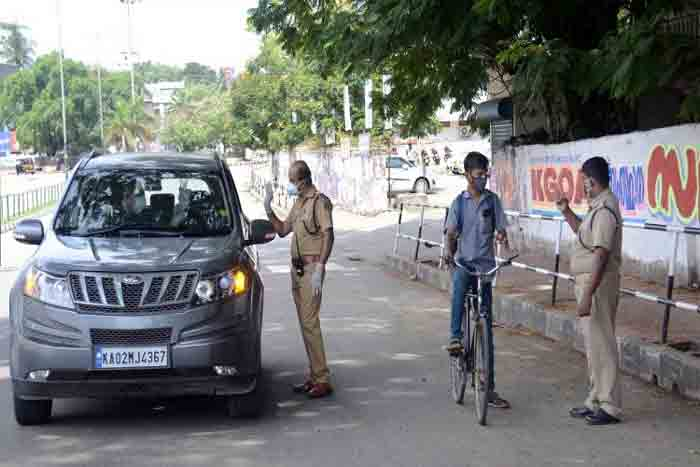 Full lockdown will continue unchanged on Saturday and Sunday, Thiruvananthapuram, News, Health, Health and Fitness, Lockdown, District Collector, Kerala