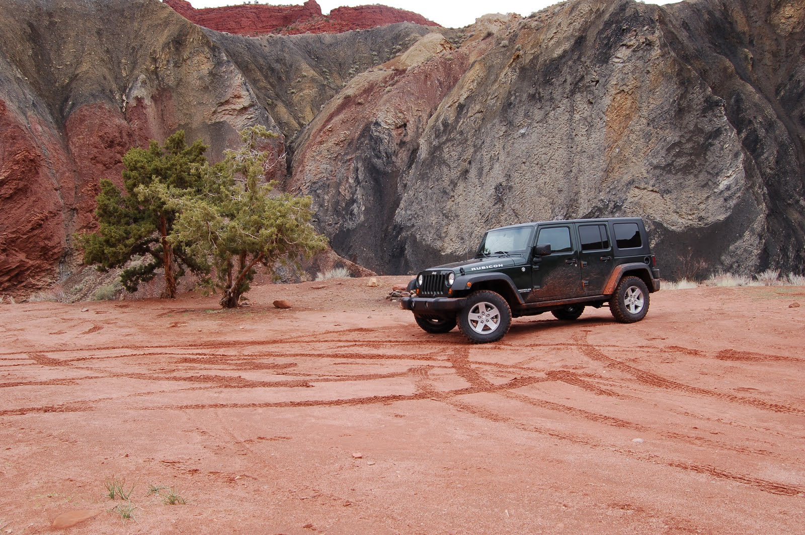 auto journal trail report a rubicon in the moab. Black Bedroom Furniture Sets. Home Design Ideas