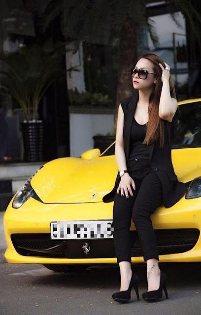 5 nữ đại gia Việt chơi lớn, sẵn sàng chi bộn tiền sắm siêu xe