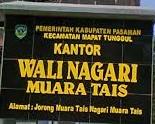 Nagari Muara Tais Barat