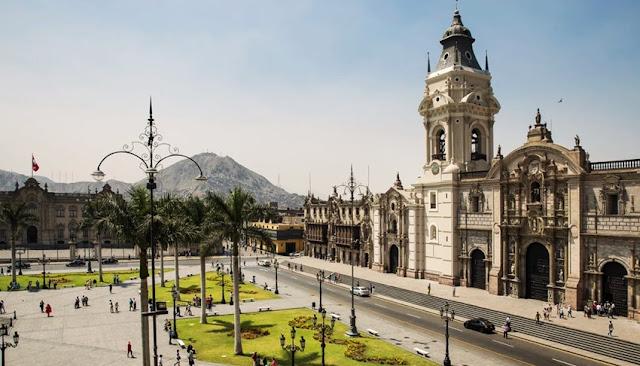 486 años de la Fundación de Lima