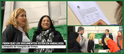 La familia de García Caparrós ha iniciado una campaña de recogida de firmas para que aflore la verdad  y pedir responsabilidades.