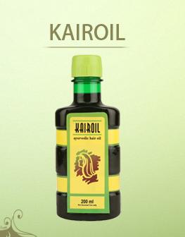 Kairoil - Ayurvedic Hair Oil