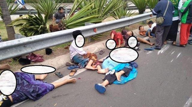 23 Data Santri Kecelakaan Maut di Tangerang, 3 Meninggal dan 20 Santri Mengalami Luka-luka