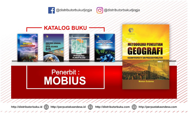 Buku Terbaru Terbitan Penerbit  Mobius