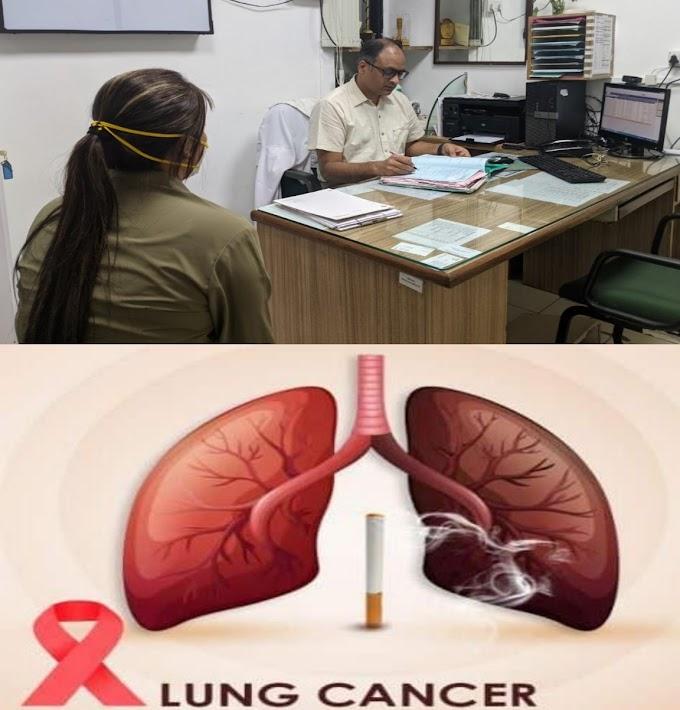 Love Your Lungs-समय रहते इन लक्षणों की करेंगे पहचान...तो लंबे समय तक फलेंगे-फूलेंगें आपके फेफड़े ! ध्यान रहे..पेसिव स्मोकिंग भी हो सकती है जानलेवा !