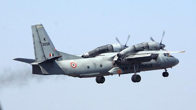 Wreckage of IAF's missing AN-32 spotted in Arunachal Pradesh