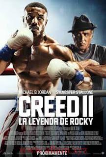 مشاهدة مشاهدة فيلم Creed II 2018 مترجم