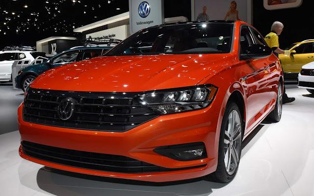Novo VW Jetta 2019 será lançado no Brasil ainda este ano