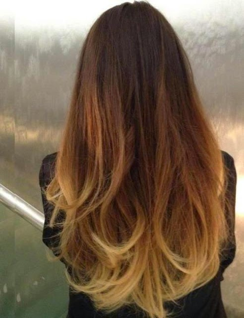 New Hairstyle 14: blonde brown hair color tumblr