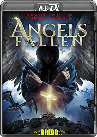 Angels Fallen 2020 WEB-DL 300Mb UNRATED Hindi Dual Audio 480p