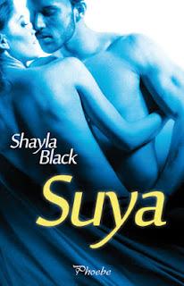 Portada del libro Suya de Shayla Black