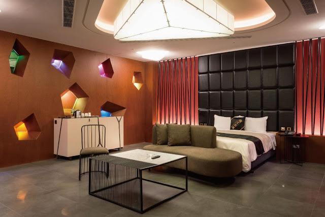 台中南屯motel-樂活行館
