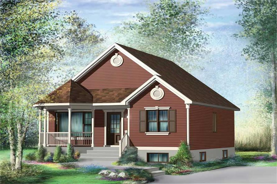 When you plan on building a new house, you have to look at the house from many sides. You have to consider your present and future way of living. You know totally what you want and what you need to have in your house.   Here are some photos of Beautiful Bungalow Houses Designs that you can definitely build one day.