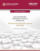 Guía de Estudio para Educación Inicial y Preescolar