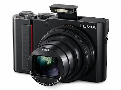Lumix ZS200 / TZ200