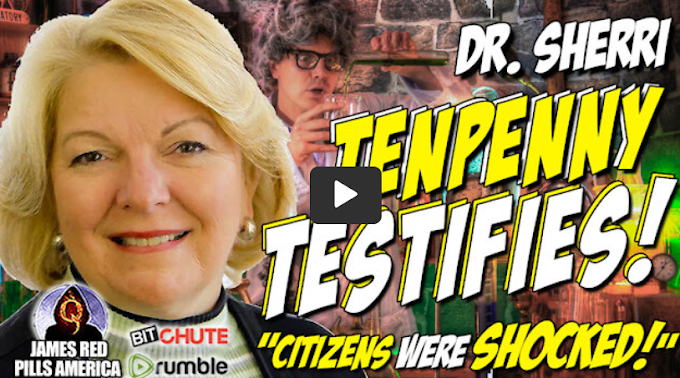 The House Of Cards Begins To Fall! Dr. Sherri Tenpenny Testifies About Vaccines, 'Ordinary Citizens Shocked'! Genocide Agenda & Adverse Events of the Jab Exposed! Must Video!