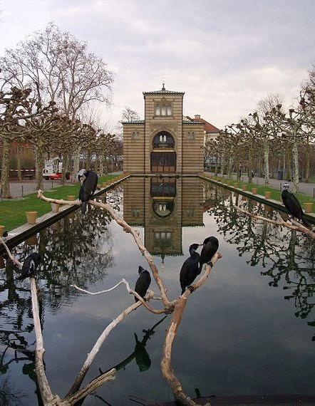 Wilhelma Zoological-Botanical Garden, Stuttgart