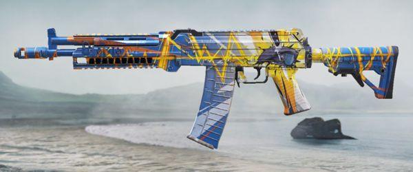 AK117 MacTavish