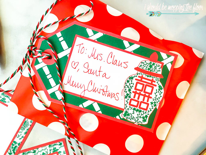 Chinoiserie Chic Christmas